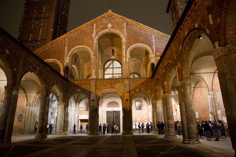 S Messa d'Avvento – Basilica di  Sant'Ambrogio (mi)