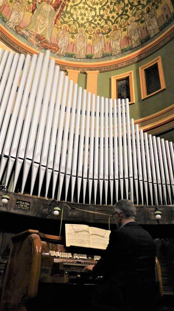 Concerto per l'Inaugurazione del restaurato Organo Tamburini – 25 maggio 2019
