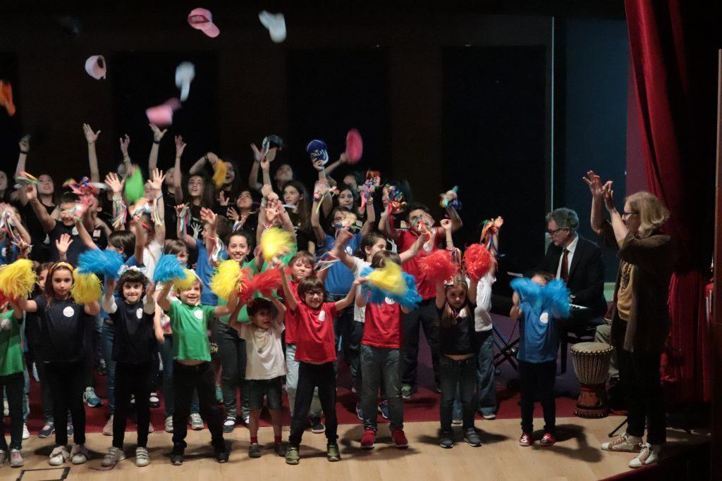 FESTA DEI POPOLI  2019 – CORO MILLENOTE  24 maggio alle ore 21,00  -. Auditorium Casa delle Arti a Cernusco s/N