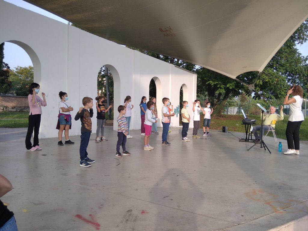 Open Day Coro Millenote e CDC Young 28 Settembre 2021
