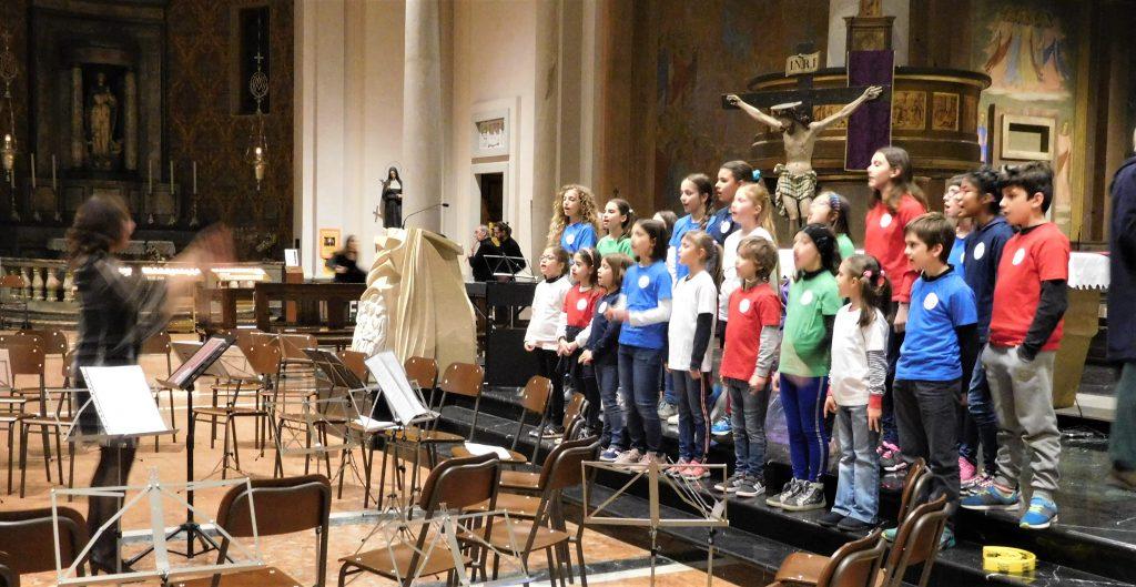 Concerto di Primavera 2019 – Coro Millenote – mercoledì 20 marzo ore 21,00