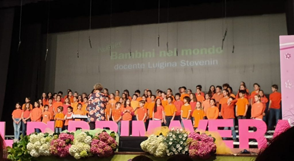 LA MUSICA CHE UNISCE – coro Millenote 27 maggio 2019 Auditorium via de Gasperi 5  Casa delle Arti Cernusco