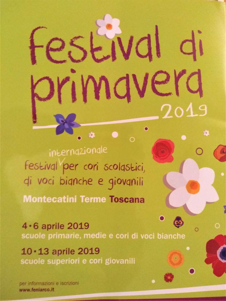 CORO MILLENOTE – Festival di Primavera a Montecatini Terme